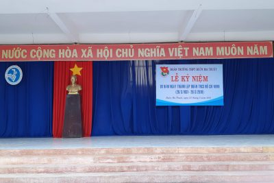 Kỷ niệm 88 năm ngày thành lập Đoàn TNCS Hồ Chí Minh (26/3/1931-26/3/2019)