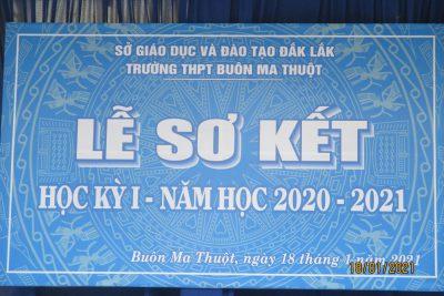 ALBUM_LỄ SƠ KẾT HK I_2020.2021